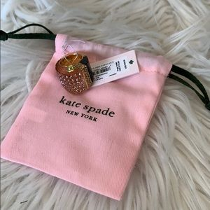 Kate spade fashion jewelry ring